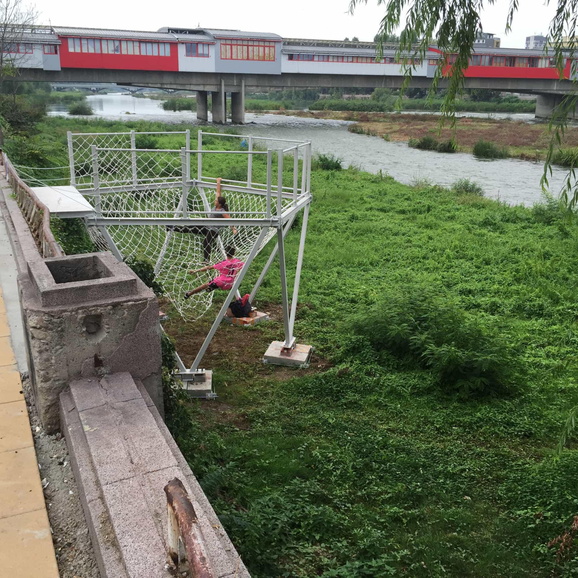 Vortex on Martitza river in Plodiv_Jakub Szczęsny_1